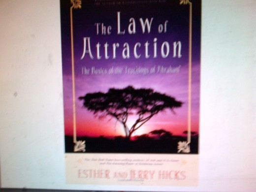 Esther and Jerry Hicks provide good reading into the the law of attraction
