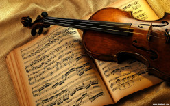 My musical passion the Violin and a little about the music