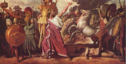 Romulus was the saviour god of Rome whose attributes were superimposed upon the idealized Jesus.by Paul. There is a close match between the two descriptions.