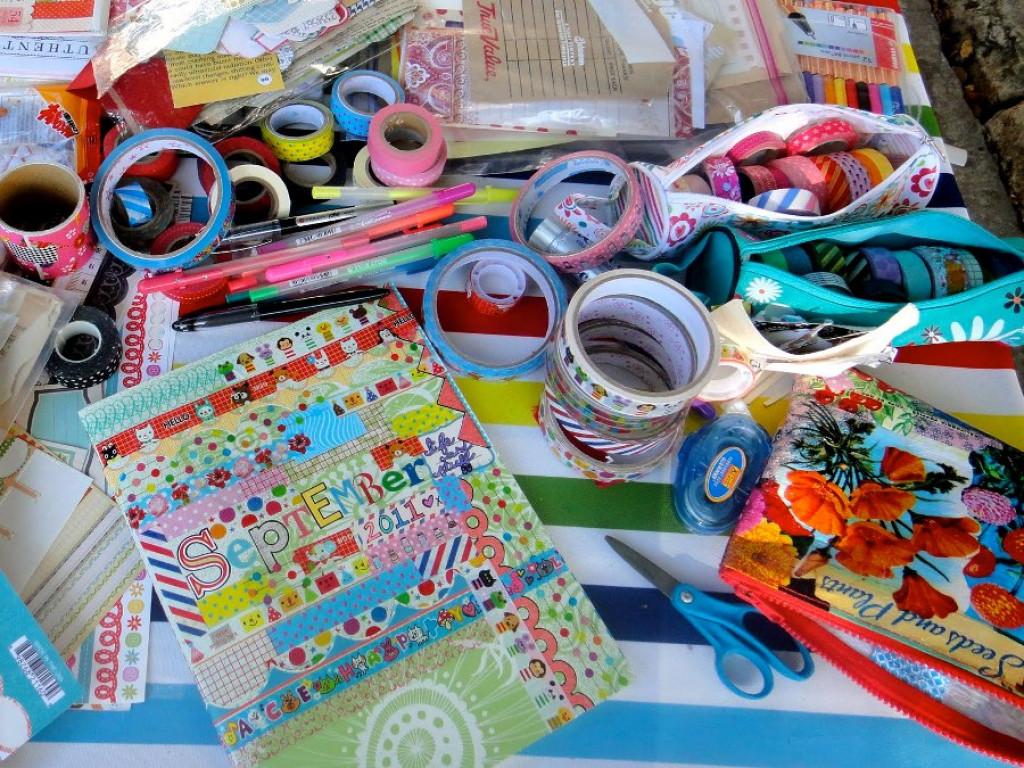 How to scrapbook materials - How To Scrapbook Materials 8