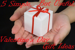 5 Simple, But Useful, Valentine's Day Gift Ideas