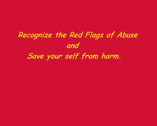 Your SELF is important and does not deserve abuse.