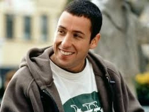 Adam Sandler is an actor and comedian but his singing on stage is truly hilarious. He has been a stand up comedian and of course a writer and actor on Saturday Night Live during his historic comedy career.