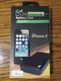 LifeCHARGE iPhone 5  and iPhone 5S MFi Approved Battery Booster Case