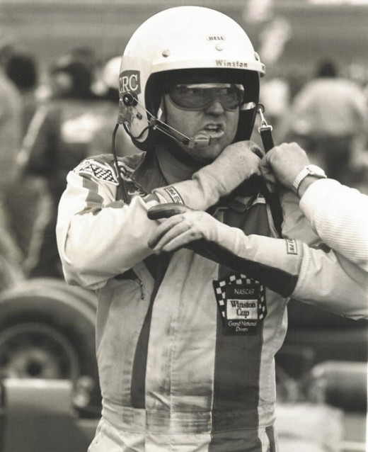 Childress spent over 170 races driving the #3 then won six championships owning the car that Earnhardt drove