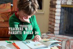 Tips for Parents: 10 Things Teachers Wish Parents Would Do at Home