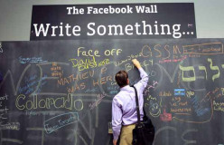 Have you ever mistakenly posted something on a Facebook wall instead of sending it to the inbox ?