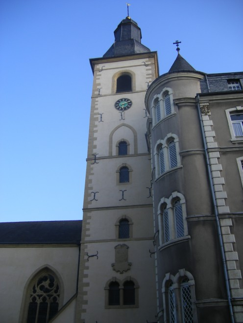 Luxembourg City (Saint Michael's Church)