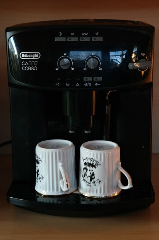 You might like to have your coffee maker for the next morning.