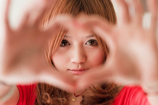 Beautiful Chinese Girl from 不法奶农 flickr.com