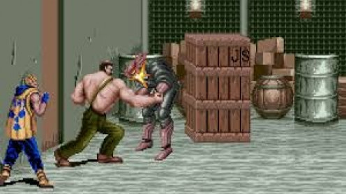 Final Fight is an action packed fighting game. It can be played single player or two players can play simultaneously.