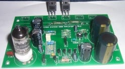 300 watt Mosfet Amplifier Circuit Explained