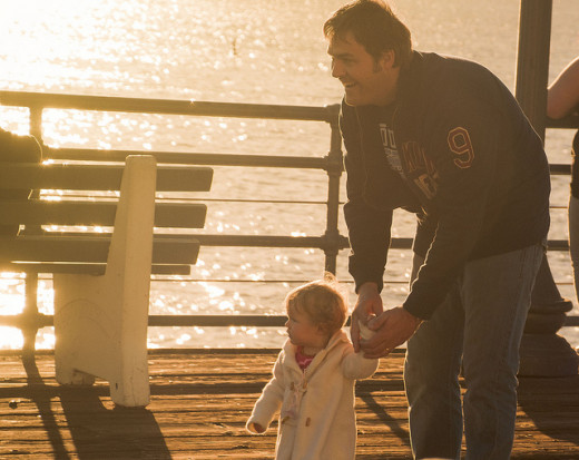 Father and Daughter dates know no age. Whether your daughter is a year old or fifty, there's something special about spending time together this way.