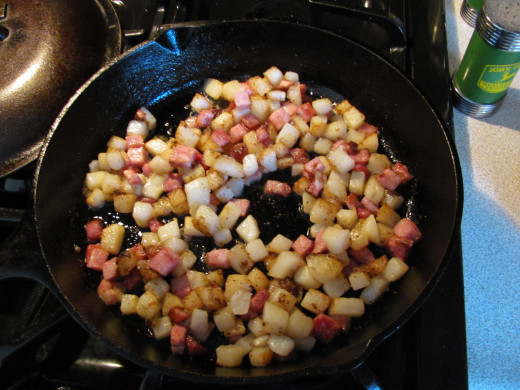 Sizzling Hash Goodness