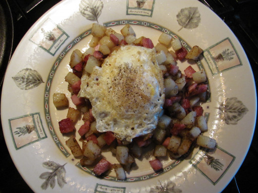 Heavenly Hearty Hash!