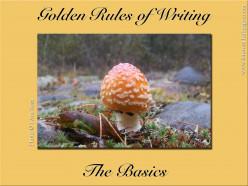 The Basics of Writing