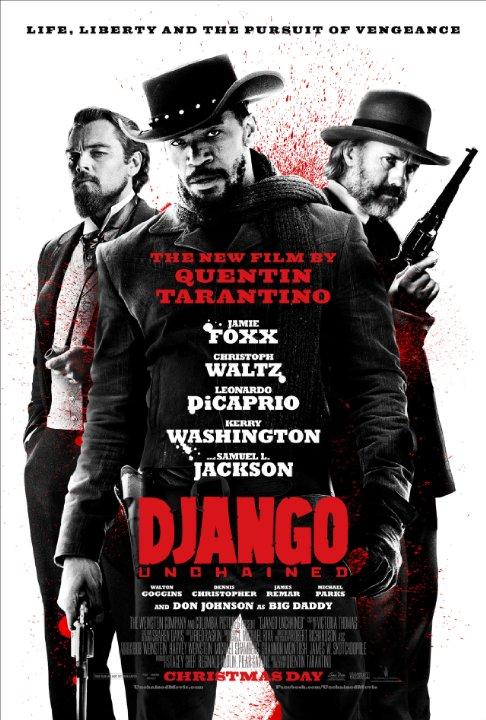 Django Unchained poster.