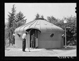 The Dymaxion House