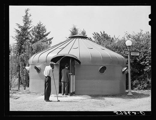 The Dymaxion House