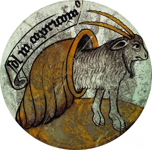 That Trusty Capricorn goat
