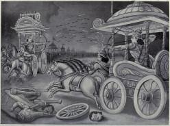 Abhimanyu, the Valiant Hero of Mahabharata