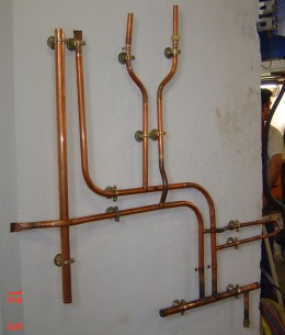 How to Bend a Copper Pipe With and Without Plumbing Tools