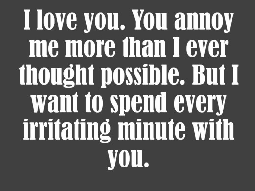 Sweet Funny I Love You Quotes : Valentines Day Card Messages: Examples of What to Write in a Card