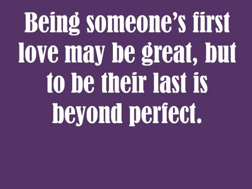 love quote for valentines day - First Valentines Day