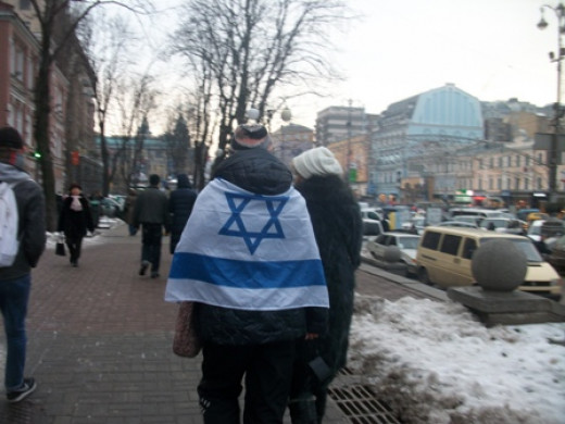 Israel is for free Ukraine as well.