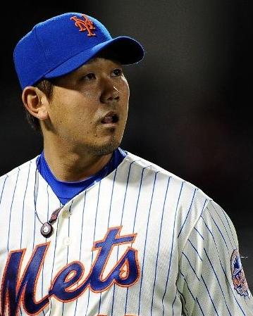 Daisuke Matsuzaka, SP, New York Mets
