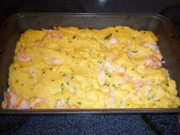 Shrimp and Grits Casserole is oh so good and easy to make and enjoy.