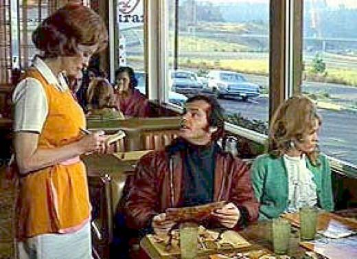 Lorna Thayer, Jack Nicholson, Karen Black