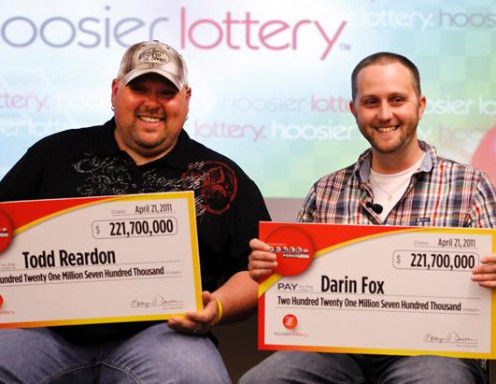 Among the biggest Jackpot winners
