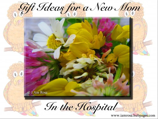 Gifts Ideas for a New Mom In the Hospital