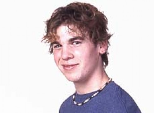 Shane at 15 years old...