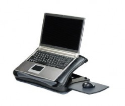 Best Portable Laptop Lap Desk with Fan