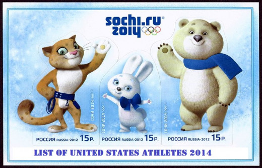 The United States is sending some great athletes to the 2014 Olympics.