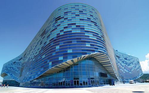 Sochi Iceberg Ice Skating Palace