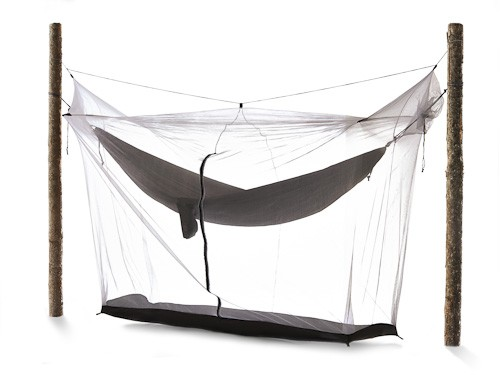 Shown here is a Grand Trunk Mosquito Net