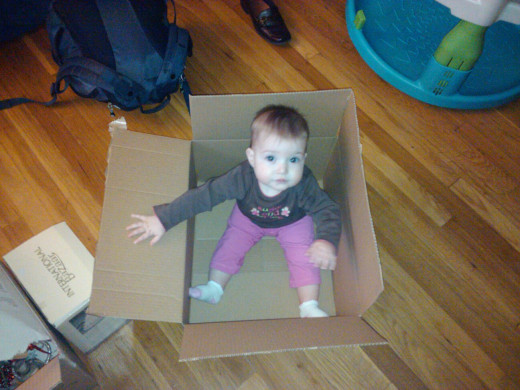 packing up a house can be overwhelming, especially with children around