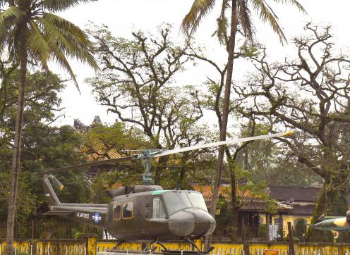 US Chopper at Hué