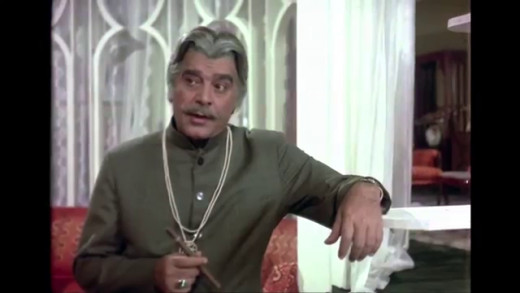 Epitome of Villainy in Indian Cinema : Ajit Khan
