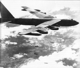 B52 Stratofortress - ultimate weapon used on Hanoi in 1971