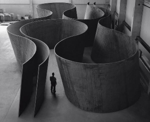 "Richard Serra's ""Inside Out"""