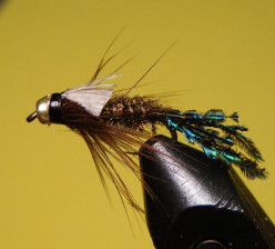 Fly Tying The Zug Bug
