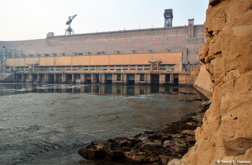 "Many now question the dam's importance. Once herald as ""man's triumph over nature,"" the dam has less than 10 percent of its original storage capacity because of massive silt build up. (One dam mistake after..., 2004)."