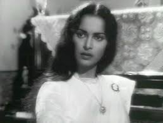 Waheeda Rehman, Beauty with Grace