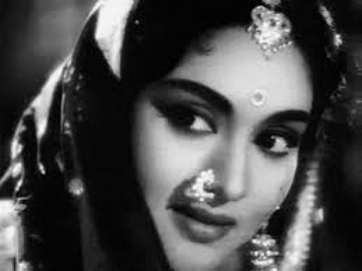 Vyjayanthimala, Beautiful dancing Diva