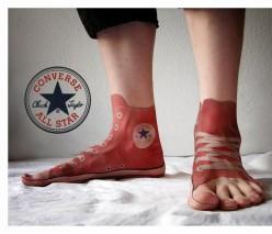 The Unusual Cultural Impact Of Converse Footwear
