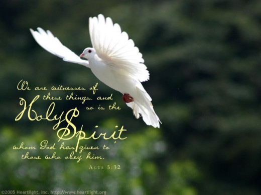 Holy Spirit of Righteousness